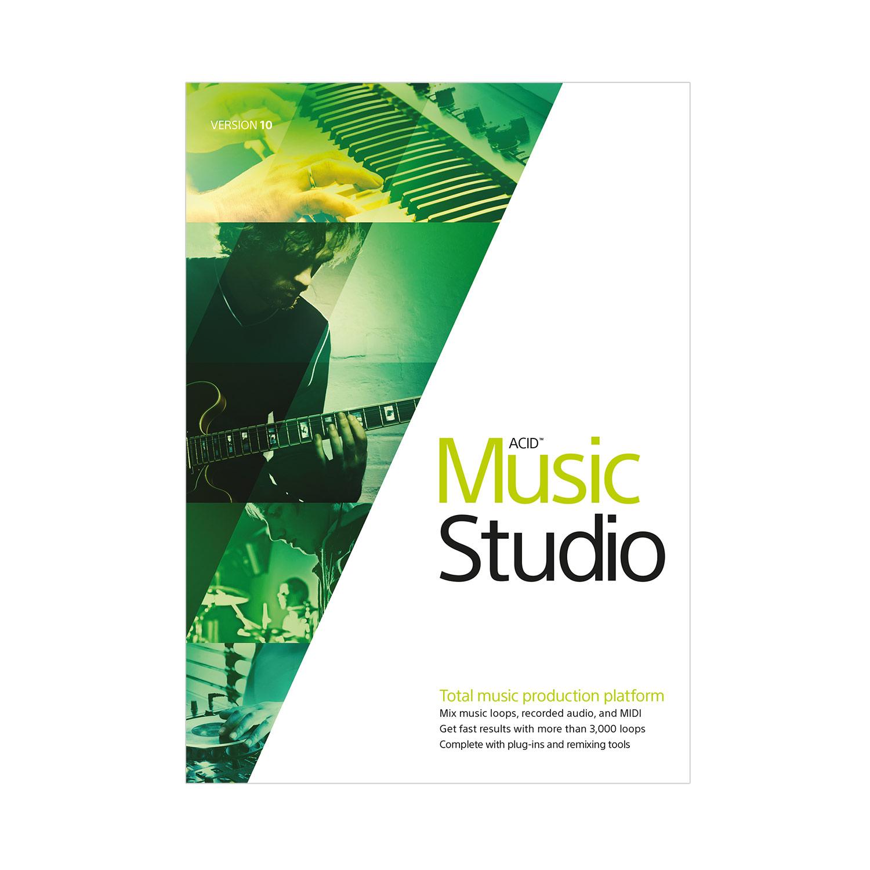 ACID Music Studio 10 [Download] by MAGIX