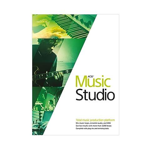 ACID Music Studio 10 [Download] (Magix Studio Software)