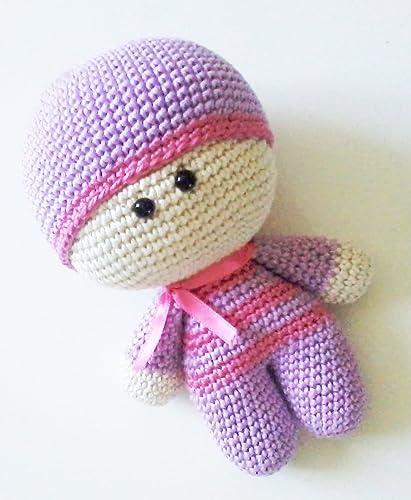 Maya Bambola Amigurumi Bambola Alluncinetto Regalo Per Bambini E