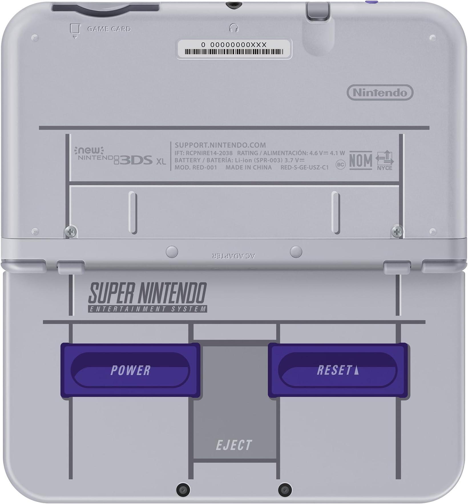 New Nintendo 3DS XL Super nintendo US 715cWotlJJL._AC_