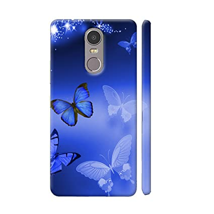 timeless design 4c2ec b516e Clapcart Redmi Note 4 Butterflies Designer Printed Mobile Back Cover Case  for Xiaomi Redmi Note 4 - Multicolor