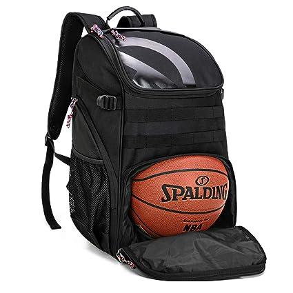 Amazon.com: TRAILKICKER Mochila de fútbol de 35 l, mochila ...