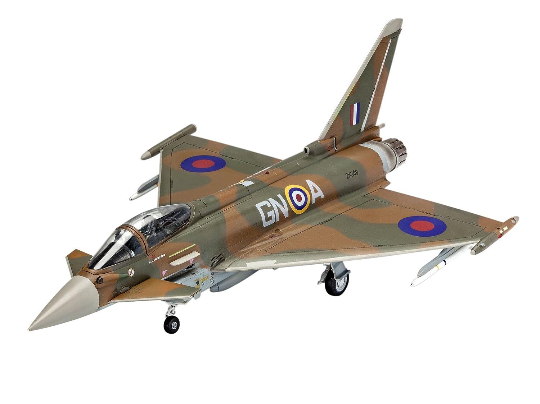 Multi Colour 1:72 Scale Revell Inc Revell/_03900 Revell 03900 British Legends: Eurofighter Typ