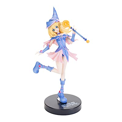 "Furyu 6.7"" Yu-Gi-Oh! The Dark Side of Dimensions: Dark Magician Girl Magical Cute Figure: Toys & Games"