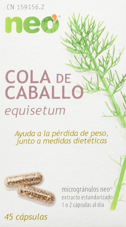 Neo Cola de Caballo - 45 Cápsulas