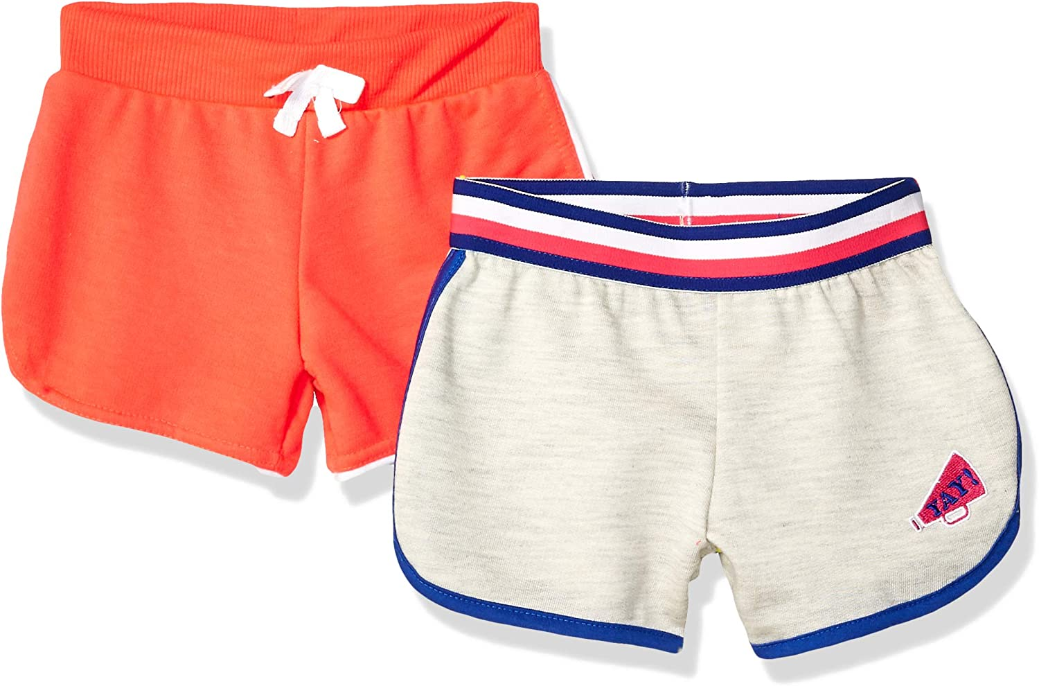 Limited Too Girls 2 Pack French Terry Short
