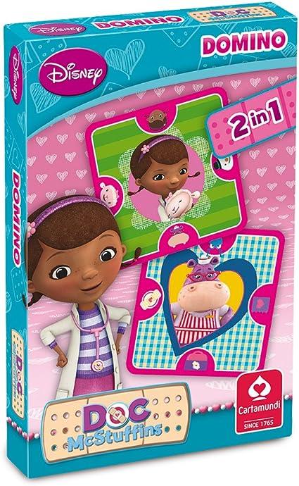 Cartamundi - Disney Preschool Doc, Juego de Cartas (10.00.98.924B): Amazon.es: Juguetes y juegos