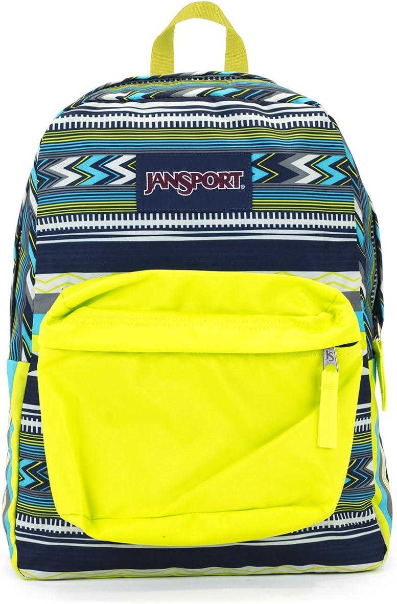 Jansport Superbreak Backpack Navy'super Stripe