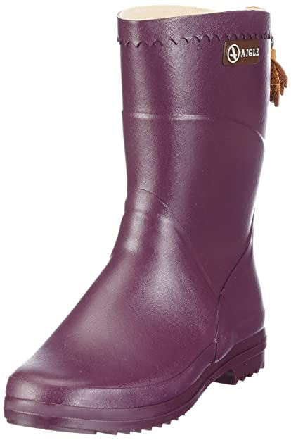 Aigle Bison - Chaussure multisport outdoor - Femme - Violet (Aubergine) - 37 EU (4 UK) pynzVxEiB