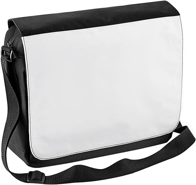 BagBase Sublimation Digital Mini Reporter BG961 Shoulder Carry Messenger Bag