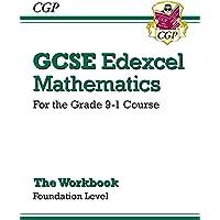 GCSE Maths Edexcel Workbook: Foundation - for the Grade 9-1 Course (CGP GCSE Maths 9-1 Revision)