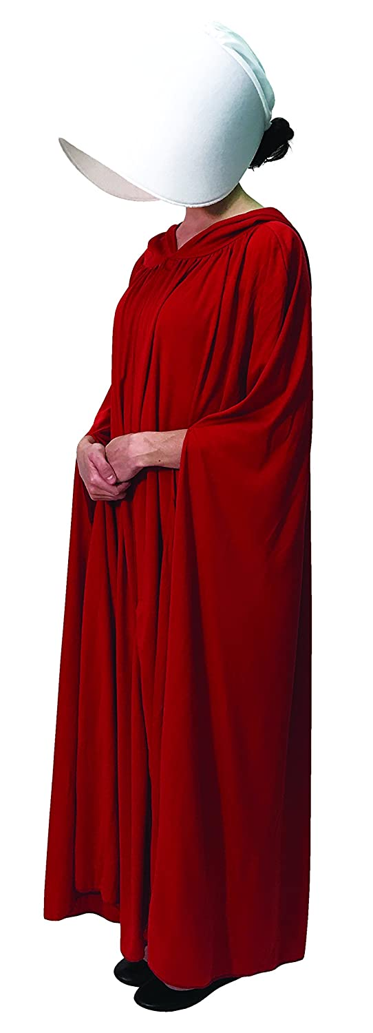 Handmaid's Cloak with Hat Costume