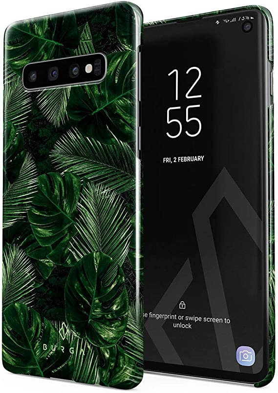 Summer Tropics Samsung S10 Case