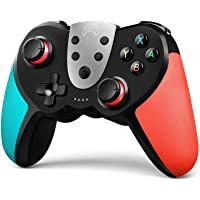 TERIOS Wireless Pro Controller Compatible with Nintendo Switch,Switch Lite – Premium Joypad for Video Games – 3 Levels…