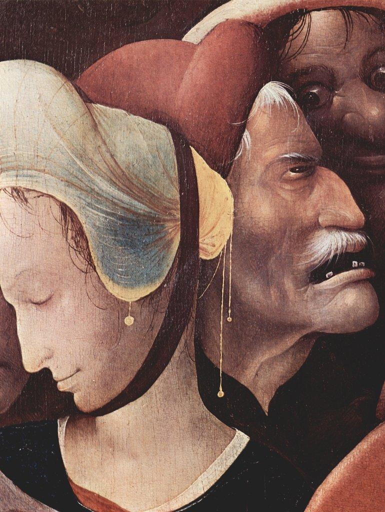 Lais Puzzle Hieronymus Bosch - Die Kreuztragung Christi, Christi, Christi, Detail 2000 Teile 44ca0a