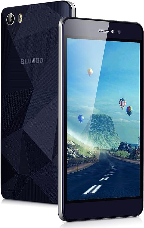 BLUBOO Picasso 4G - Smartphone Libre Android 6.0 (Pantalla 5.0