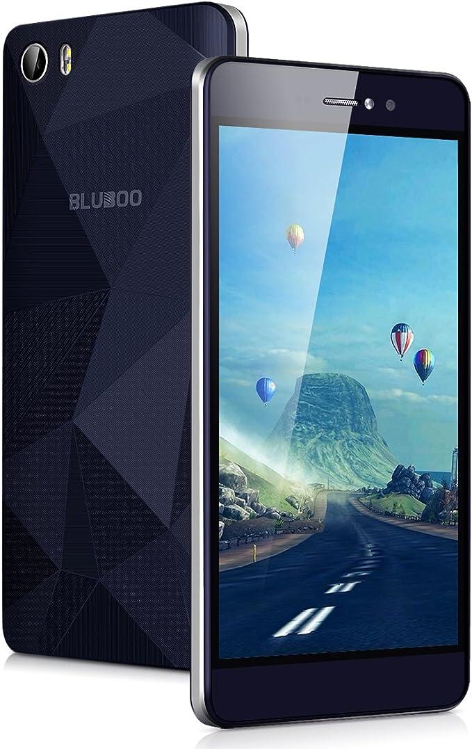 BLUBOO Picasso 4G - Smartphone Libre Android 6.0 (Pantalla 5.0 ...