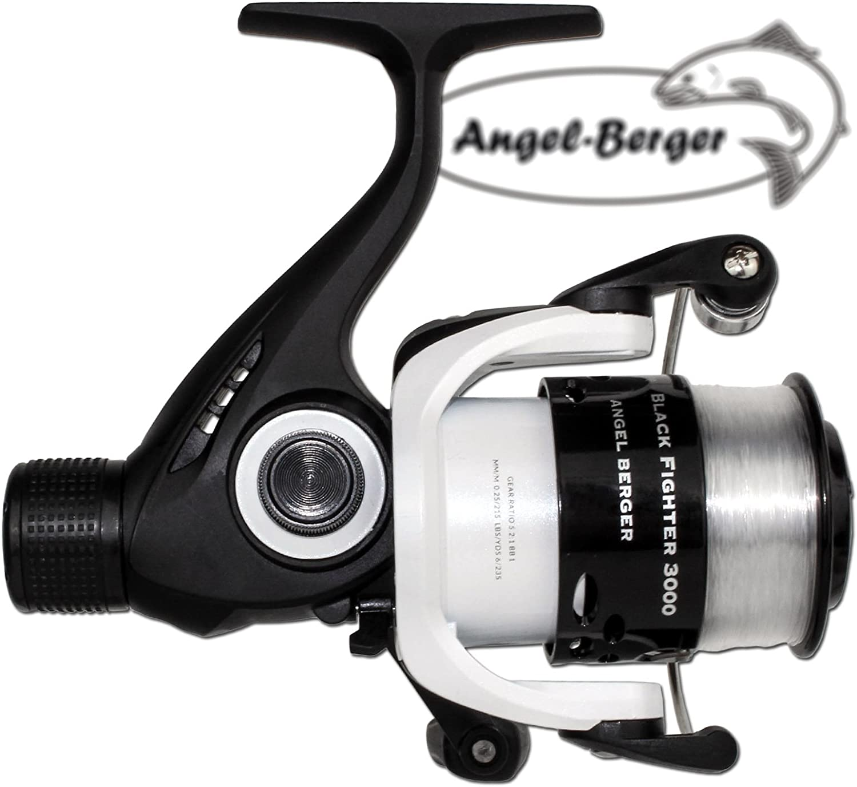 Angel-Berger Black Fighter RD Angelrolle