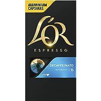 L'OR Espresso Koffiecups Decaffeinato Cafeïnevrij (100 Espresso Koffie Capsules, Geschikt voor Nespresso* Koffiemachines…