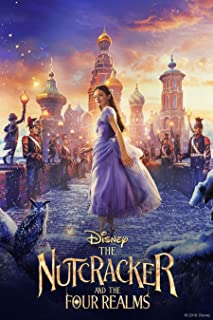 Book Cover: NUTCRACKER AND THE FOUR REALMS, THE
