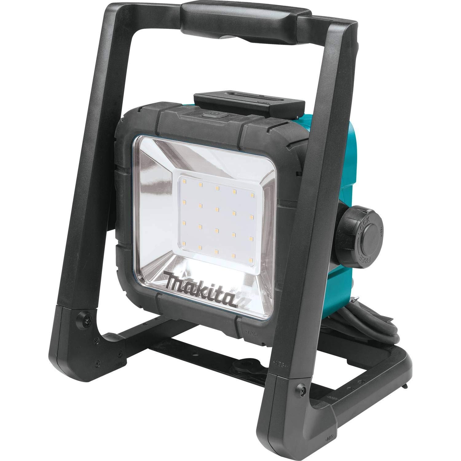 Makita DML805 18V LXT Lithium-Ion Cordless/Corded 20 L.E.D. Flood Light, Only by Makita