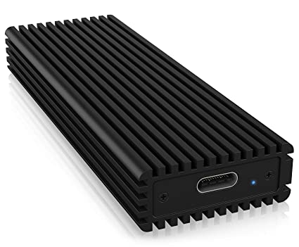 Amazon.com: ICY BOX SSD M.2 NVMe Enclosure, USB 3.1 (Gen2 10 ...