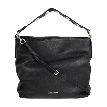 cb5df5bc1b3f Image Unavailable. Image not available for. Color: Michael Kors Brooklyn  Ladies Large Leather Shoulder Bag 30S7SBNL3L