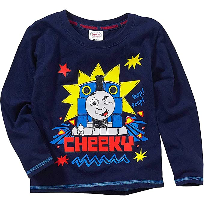 Thomas and Friends Cheeky One Boys Zip Up Hoody