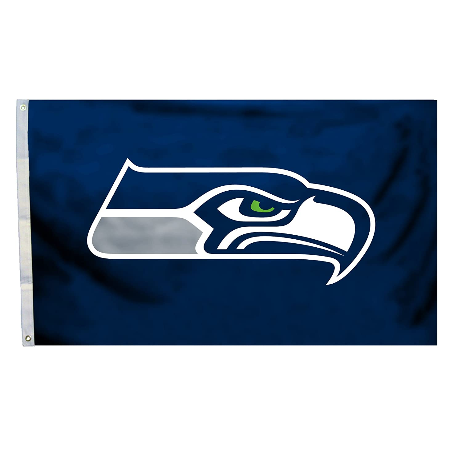 Amazon Nfl Seattle Seahawks Unisex Giant 4 Foot By 6 Foot Flag