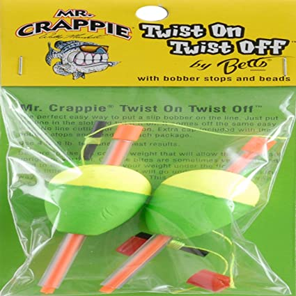 Betts Mr Crappie Twist Unwg Pear1 5 Fishing Products