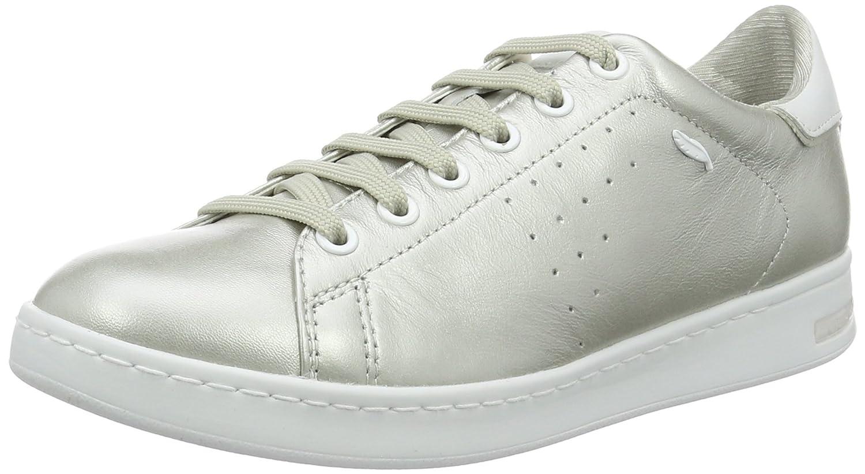Platinum Geox Womens D Jaysen A Sneakers