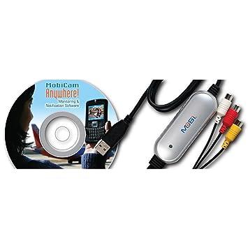 Amazon.com: Mobi mobicam Audio Video de Internet inalámbrico ...