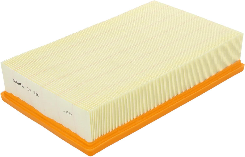 Mahle Filter LX786 Filtro De Aire