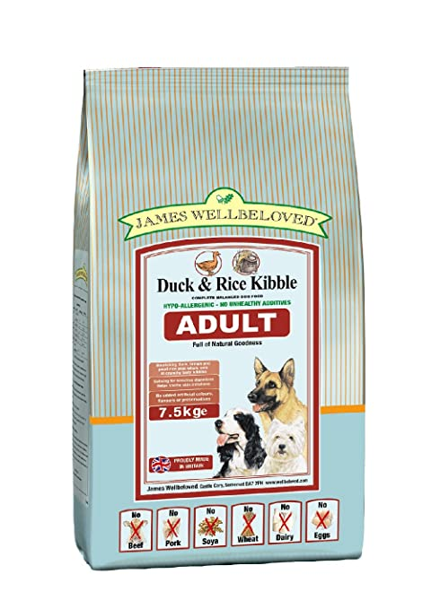 Amazon.com: James Wellbeloved Comida para perros adultos ...