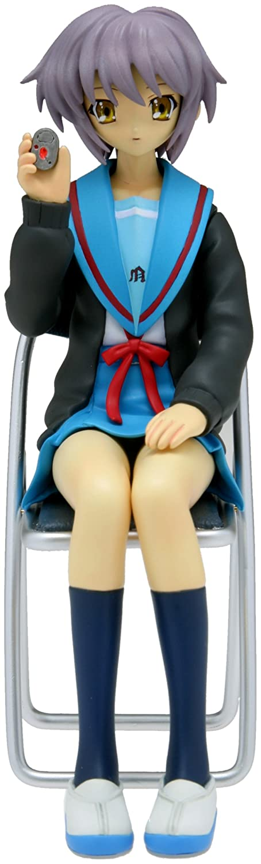 Nagato Yuki School Uniform Ver. Amazon.co.jp Limited Edition (1 / 10 scale Finished pre-painted PVC)