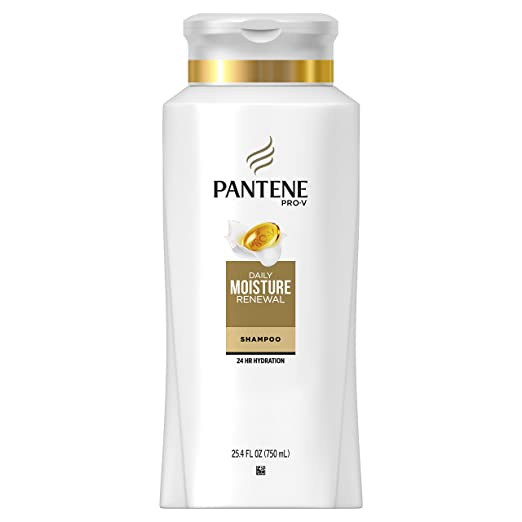 Guide to the Best Shampoo for Each Hair Type | Pantene Daily Moisture Renewal Shampoo | Hairstyle on Point