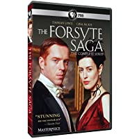 The Forsyte saga : the complete series.