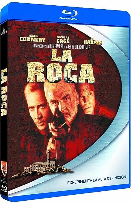 Amazon.com: La Roca (Blu-ray) [1996] (Import Movie) (European Format - Zone 2): Movies & TV