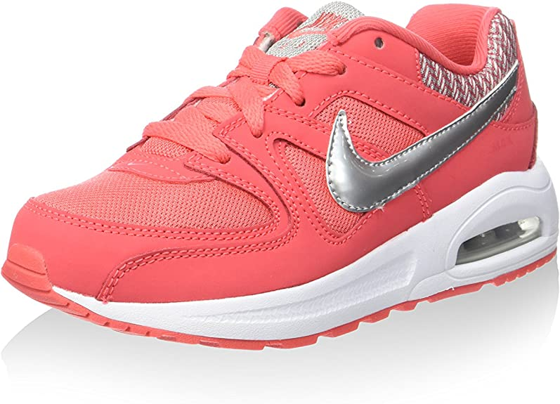 Nike 844350-801, Zapatillas de Trail Running para Niñas, Naranja (Ember Glow/Metallic Silver-Matte Silver), 30 EU: Amazon.es: Zapatos y complementos
