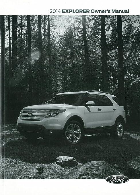 2014 ford explorer sport service manual