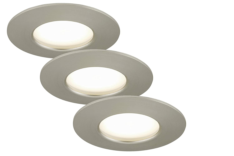Briloner Leuchten 7204-032 LED Einbauleuchte, Einbaustrahler, LED ...
