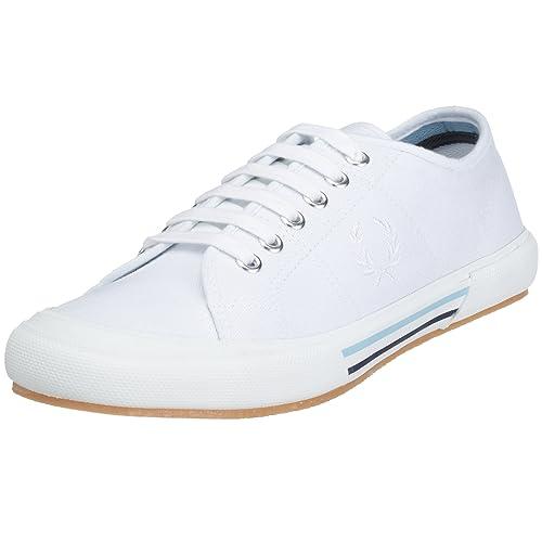 Fred Perry VINTAGE TENNIS tela B708, Herren Sneaker