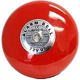 """Fire Alarm Bell, 12 Vdc, 6"""""""