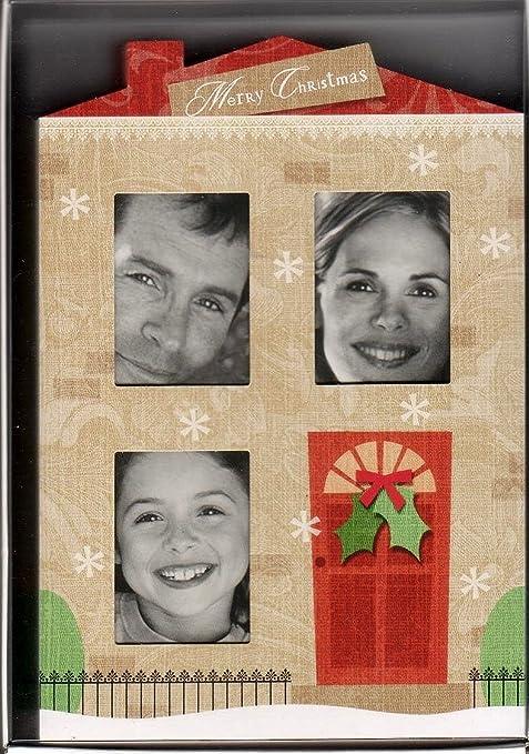Amazoncom Hallmark Holiday 4 X 6 Photo Holder Cards Box Of 12