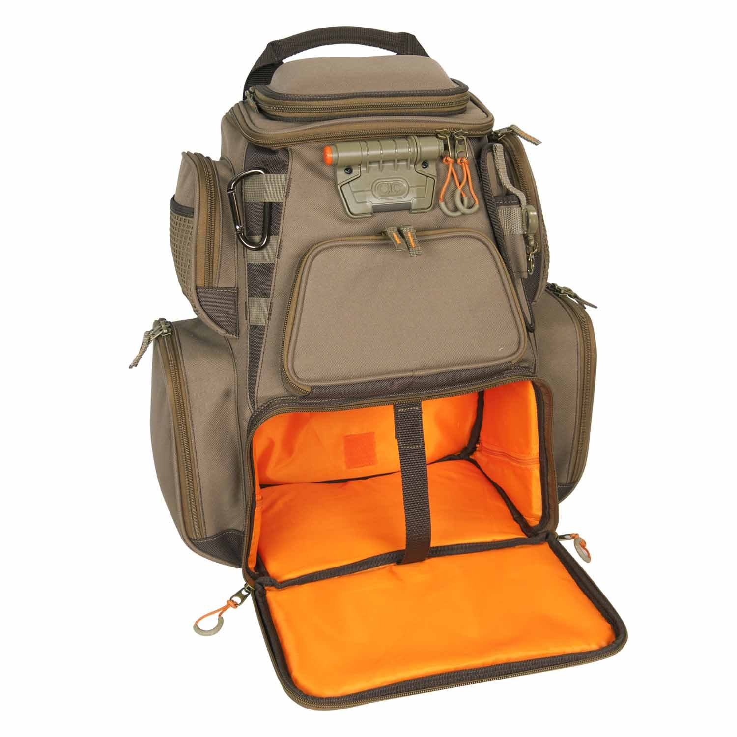 Wild River by CLC Custom Leathercraft WN3604 Tackle Tek Nomad Lighted Backpack by Custom Leathercraft