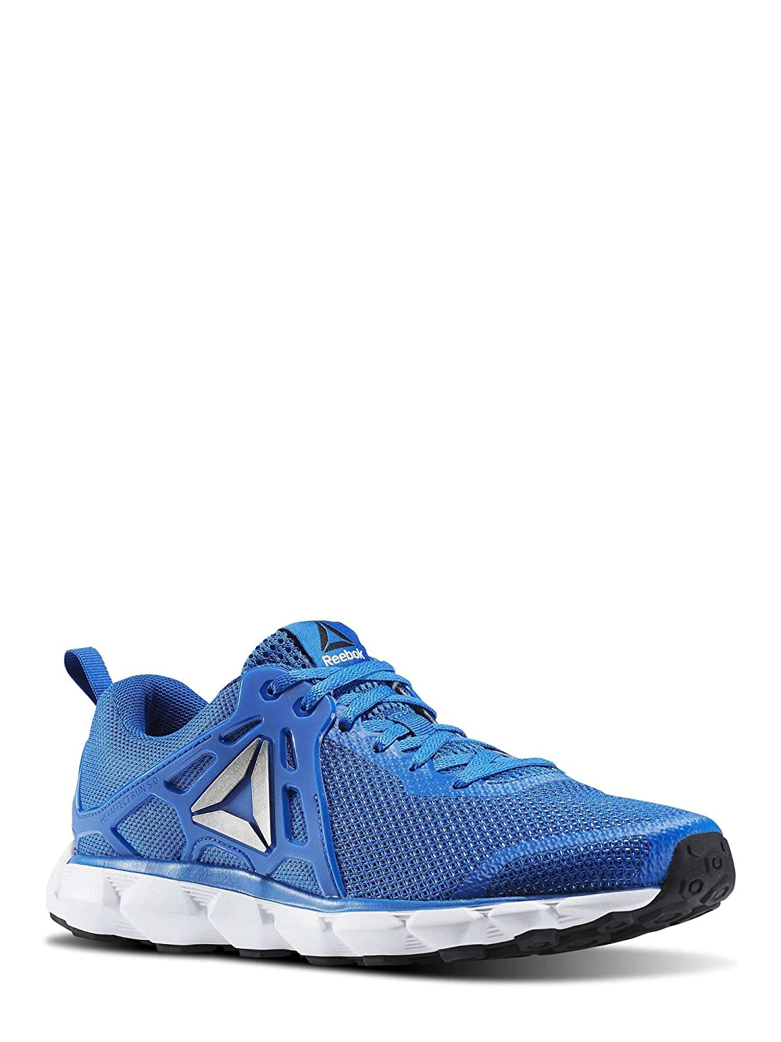 Reebok Bd2128, Zapatillas de Trail Running para Hombre 45 EU|Azul (Awesome Blue / Pewter / White / Black)