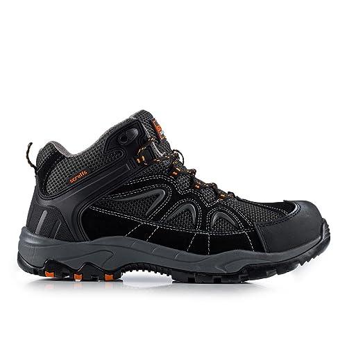Scruffs Soar Safety Hiker Boot /& mad4tools Boot Socks