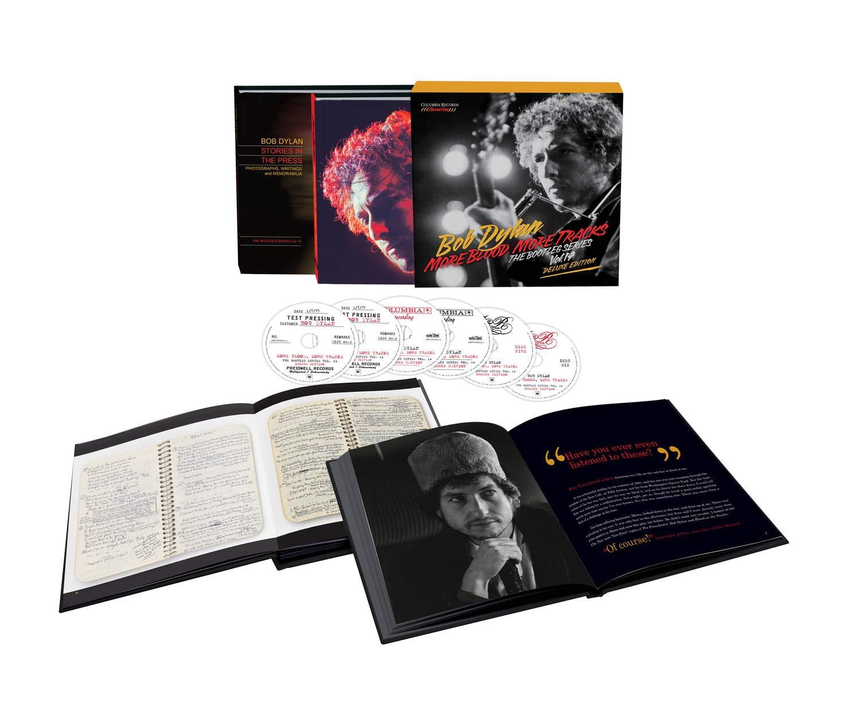 ボブ・ディラン『モア・ブラッド、モア・トラックス』デラックス版(6CD)