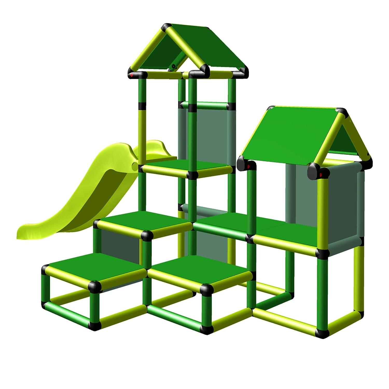 tiktak Adhesivo Parte Torre Torre de Escalada 6351 Gesa con tobogán para niños pequeños con Túneles mas
