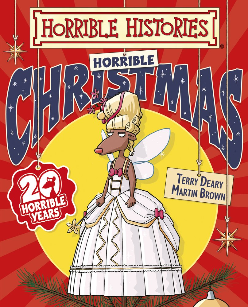 Read Online Horrible Christmas (Horrible Histories) ebook